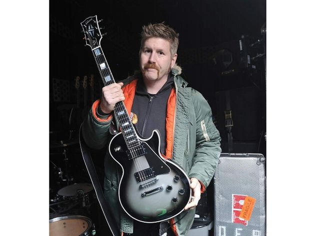 Bill Kelliher's 2007 Gibson Les Paul Custom