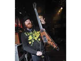 Mastodon Rig Tour: Brent and Bill's gear
