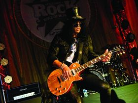 Slash to present six-part show on Radio 2 in April