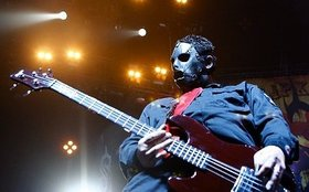 Interview - paul gray (slipknot bassist)