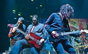 Interview - paul gray slipknot bassist band