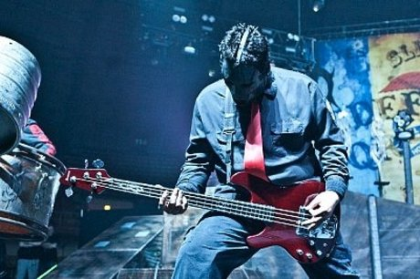 Interview - paul gray slipknot bassist headbang
