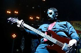 RIP Slipknot bassist Paul Gray