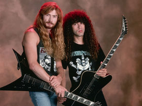 Dave Mustaine talks Chris Broderick vs. Marty Friedman