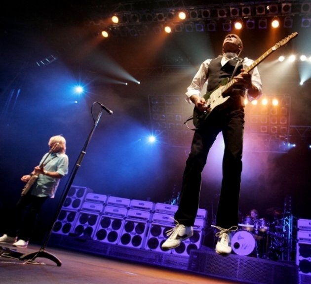 Francis rossi interview