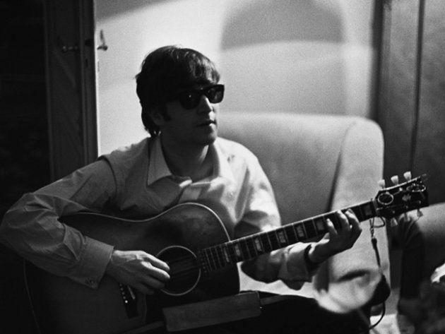 John Lennon Style Exercise