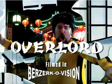 Zakk wylde 'overlord'  video
