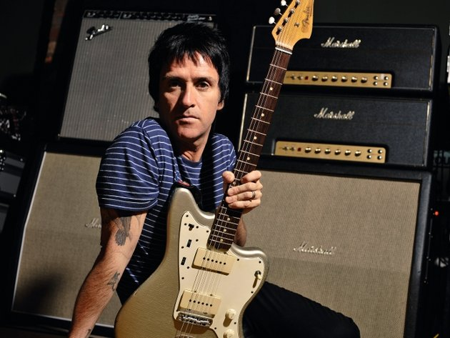 Got a question for johnny marr