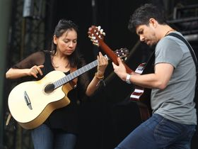 Rodrigo y Gabriela: New album & 2012 UK tour dates