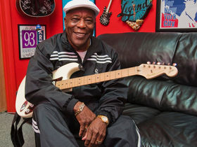 Buddy Guy : le poids du blues