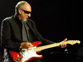 Pete Townshend for Prince's Trust Rock Gala