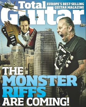 Monster Riffs Week: Part one on Total Guitar!