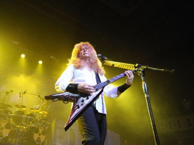 Megadeth – Head Crusher