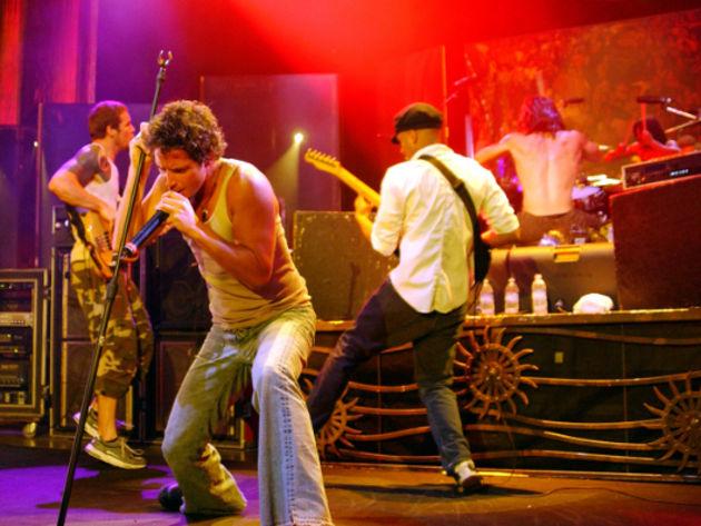 Audioslave – Cochise