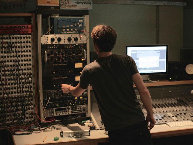 Jon McMullen fine tuning