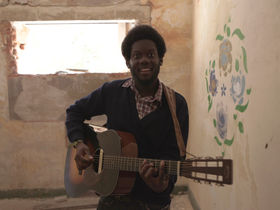 Gallery: Michael Kiwanuka in the studio