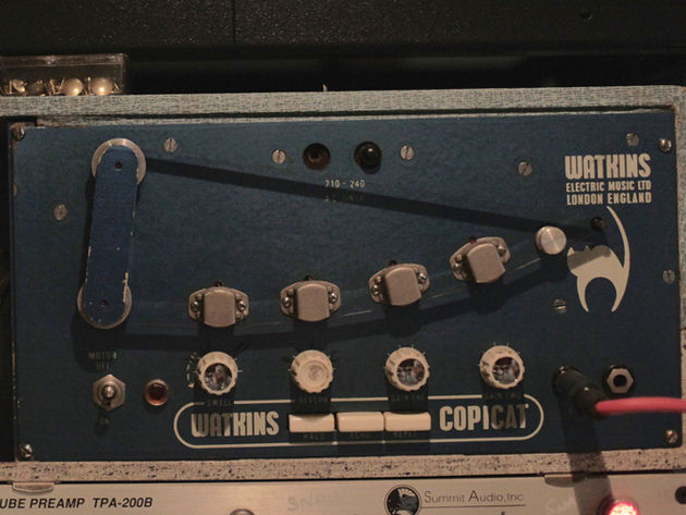 Watkins Copicat Tape Echo