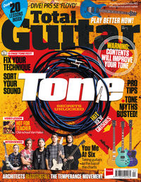 Total Guitar 252 on sale now: Fix Your Tone!