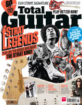 Total Guitar 254 on sale now: Strat Legends - play like the heroes that made the Strat king!