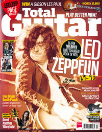Total Guitar 255 on sale now: Led Zeppelin & the riffs that changed rock 'n'roll!