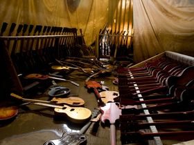 Gallery: Gibson's Nashville Factory after the flood