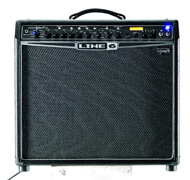 Line6 spider valve mark ii amplifier audio