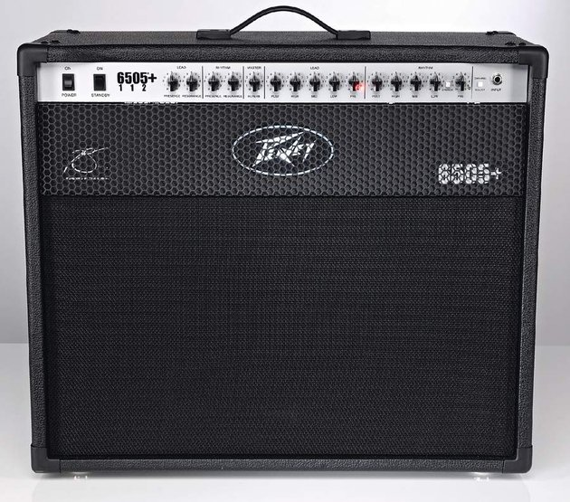 Peavey 6505+ 112 combo amplifier audio