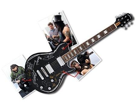 Peavey jack daniel's guitar competition