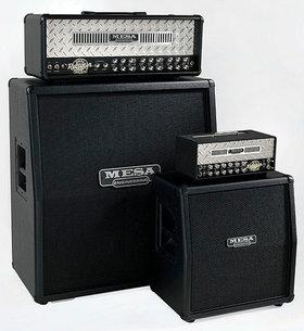 Mesa/Boogie mini rectifier unveiled