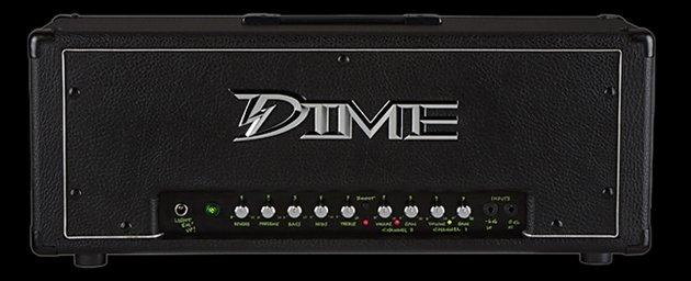 Dean dime d100 amp head
