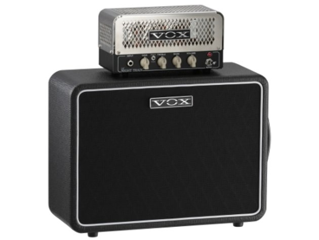 Vox lil' night train amp audio demo