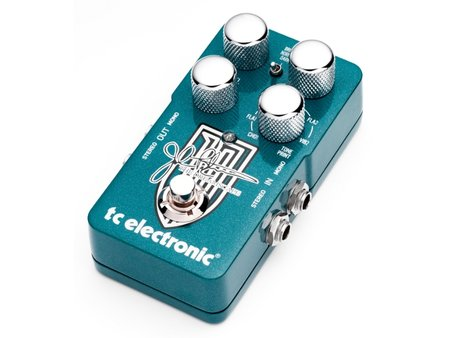TC electronic unveils john petrucci signature pedal the dreamscape