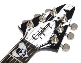 Epiphone robb flynn flying v signature guitar