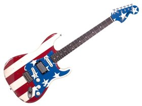 Fender wayne kramer signature guitar