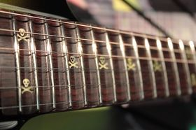 NAMM 2011: The ESP stand in pictures