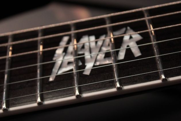 Slayer Logo inlay