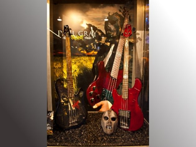 Ibanez PGB2T Paul Gray Tribute Bass