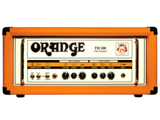 Orange th100 head