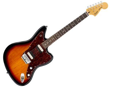 Squier vintage modified jaguar hh
