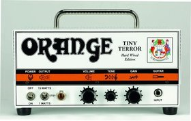 Orange tiny terror hardwired edition