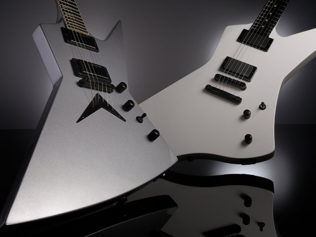 Hetfield ltd vs mustaine dean