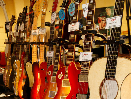 Bristol guitar show returns for second year