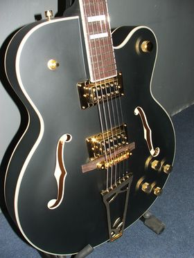 Gretsch G5191BK Tim Armstrong Electromatic Hollowbody: First look