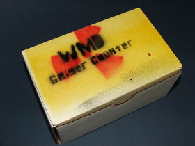 WMD Geiger Counter pedal: First look