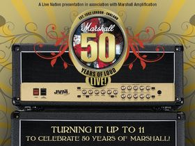 Al Murray to head up Marshall Amps 50th Anniversary Rock n Roll Memorial