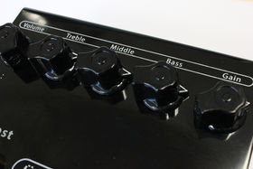 First look: Bogner Uberschall Pedal