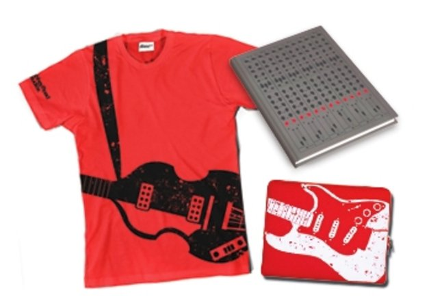 WIN abbey road merchandise!