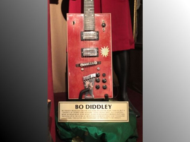 Bo Diddley's Gretsch