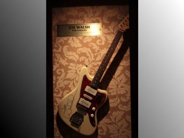 Joe Walsh's Fender Jazzmaster