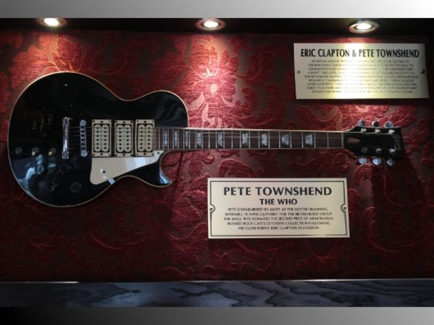 Pete Townshend's Gibson Les Paul